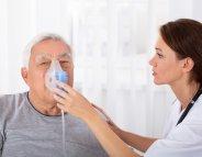 Pic de pollution de l'air et BPCO : des hospitalisations à la hausse