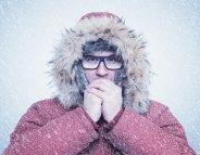 Vague de froid : protégez votre cœur !