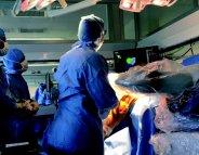 Prothèse de hanche : une chirurgie ultra-précise à l'aide d'un robot