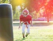Football américain : quelles pistes pour réduire les commotions cérébrales ?