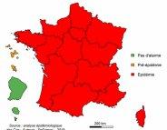 Grippe : l'épidémie est partout en France