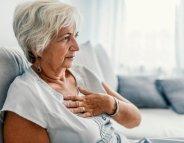 Le coeur des femmes âgées souffre de la sédentarité