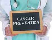 1 Français sur 3 pense qu'il n'est pas possible de prévenir le cancer