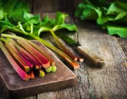 Menus santé: la rhubarbe, pas si tarte