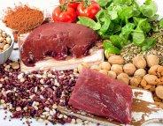 Menus santé : faites le plein de fer