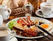 Menus santé : son excellence, l'assiette britannique !
