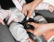 En voiture, 2 enfants sur 3 toujours mal attachés