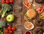 1 décès sur 5 dû à une mauvaise alimentation