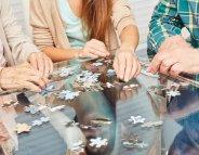 Le puzzle, un casse-tête… bon pour le cerveau !