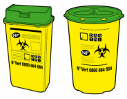 Boîtes à aiguilles : 83% des déchets infectieux collectés en 2018