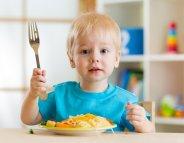 Alimentation : des portions trop importantes servies aux enfants