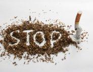 Les Français boudent la cigarette !