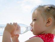 La déshydratation chez l'enfant en 4 questions