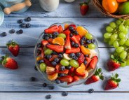 Menus santé : la salade de fruits, jolie et vitaminée