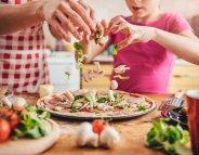 Menus santé : des pizzas légères