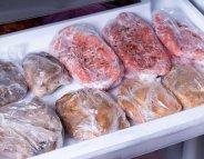 Aide alimentaire : fraude sur des steaks hachés congelés