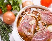 Menu santé : les bienfaits de la marinade