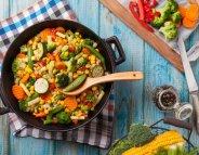 Menus santé : des poêlées de plaisir