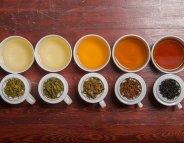 Boire du thé améliore la santé cérébrale