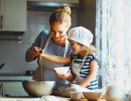 Menus santé : sans lait, la pâtisserie s'allège