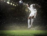 Les footballeurs professionnels, à risque de démence ?
