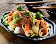 Menus-Santé : parfums et vertus de la cuisine chinoise