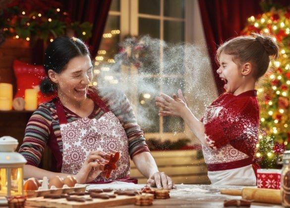 Menus santé : pour Noël, des recettes faciles avec les enfants