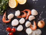 Réveillon: St Jacques, palourdes, crevettes… ça change des huîtres