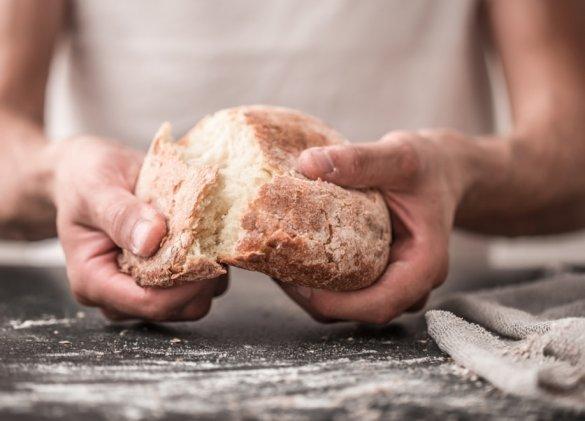 Menus santé : du bon pain maison