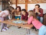 Les jeux de société, pour le développement des enfants