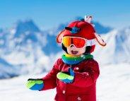 Sports d'hiver: pour des vacances sereines avec bébé