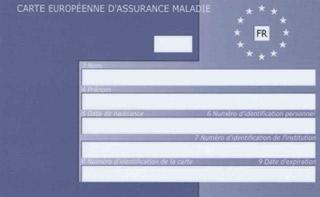Vacances Jamais Sans Votre Carte Europeenne D Assurance Maladie Destination Sante