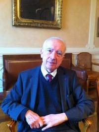 Le Pr Raymond Ardaillou de l'Académie nationale de Médecine.©Destination Santé