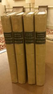 Edition originale du Traité des poisons tirés des règnes minéral, végétal et animal ou toxicologie générale de Mathieu Orfila, 1814. ©Destination Santé