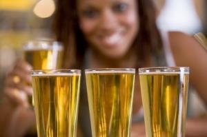 Pour la nuit de la Saint-Sylvestre, soyez vigilant avec votre consommation d'alcool ©Phovoir