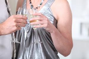 Evitez les faux pas, faites tout le repas au champagne. ©Phovoir.