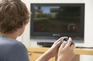 Les jeux vidéo violents permettent aux ados d'extérioriser leur agressivité. @Phovoir.