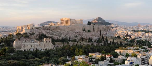 L'Acropole à Athènes. ©Christophe Meneboeuf