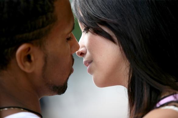 Le french kiss, secret des couples qui durent ? ©Phovoir