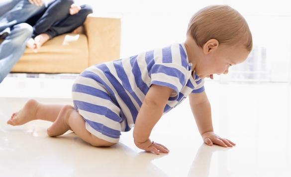 Les dosettes de lessive liquide inquiètent les pédiatres. ©Phovoir