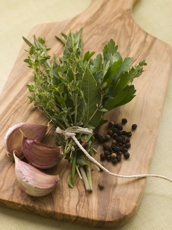 L'ail, un allié gourmand de votre santé. @Phovoir