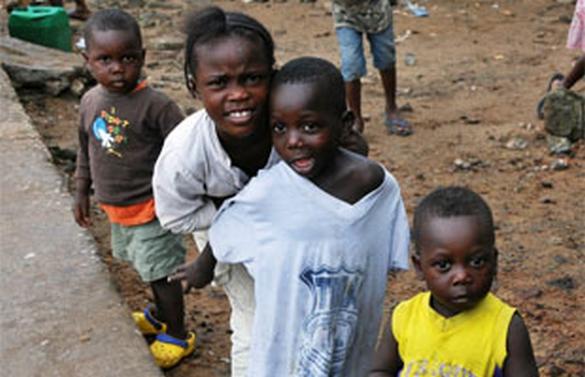C'est au Libéria (466 décès) et en Sierra Leone (365 décès) que la situation est la plus grave. ©Médecins du monde