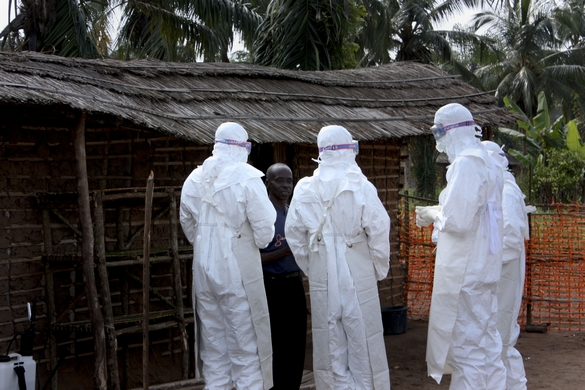 Au 28 août, 3 069 cas et 1 552 décès dus au virus ont été enregistré. ©Médecins du monde.