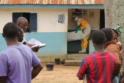 Le dernier bilan de l'OMS fait état de 2 100 morts en Afrique de l'Ouest. ©Martin Zinggl/MSF