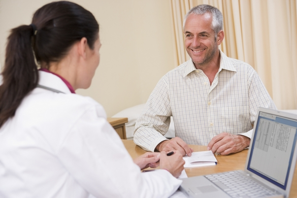 Cancer des testicules, il est important de bien suivre les patients pour évaluer leur possibilité de procréer. ©Phovoir