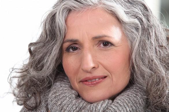 Assumer les cheveux blancs
