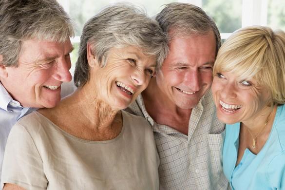 Les femmes et les hommes sont concernés par les maladies cardiovasculaires. ©Phovoir