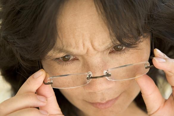 Au total, 600 000 glaucomes dont dépistés chaque année. ©Phovoir