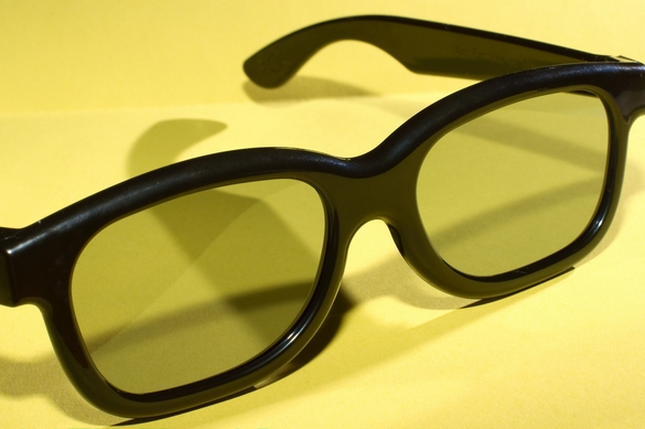 Sur grand ou petit écran, la 3D impacte la vision des petits. © Flickr Creative Commons zigazou76