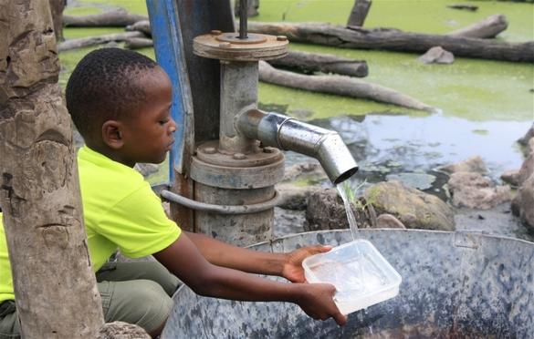 Au total, 2,5 milliards de citoyens ne bénéficient d'aucun assainissement de base ©Jaspreet Kindra IRIN